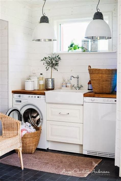 small farmhouse sink for laundry room tiny laundry room ideas space saving diy creative ideas