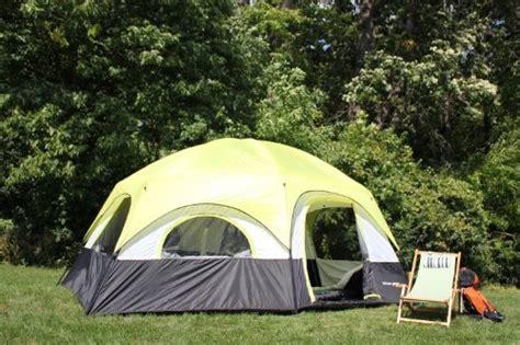 Cabin Dome Tent by Tahoe Gear Coronado 12 Person Dome Family Cabin Tent