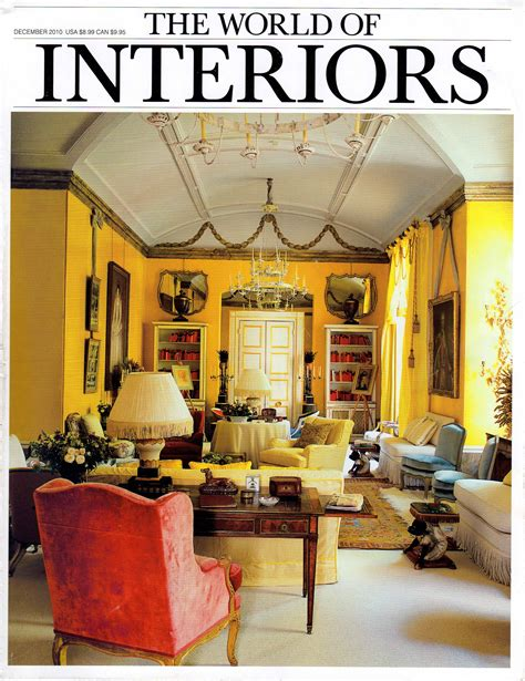 Home Interiors Pictures world of interiors december 2010