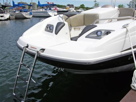 seadoo boat ladder used review 2008 sea doo islandia boats and places magazine