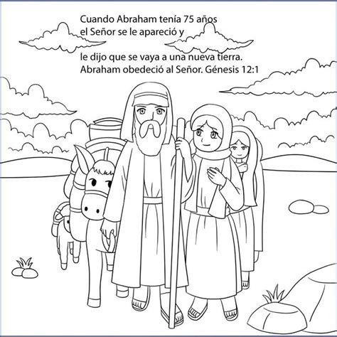 bible story coloring pages in spanish 17 best images about spanish christian tracts on pinterest