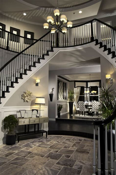 how to decorate a foyer in a home 40 fantastic foyer entryways in luxury houses images