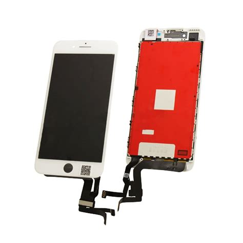 Lcd Iphone 7 display lcd per iphone 7 plus bianco grade a