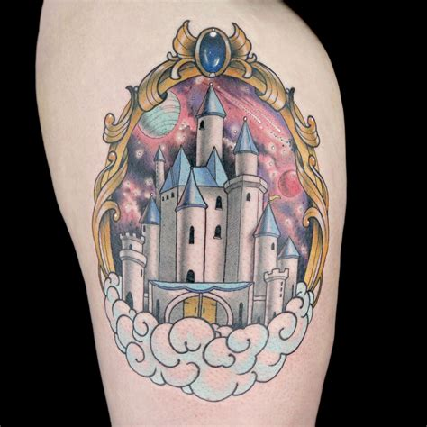 olde town tattoo castle by town ink bubba irwin dj tambe