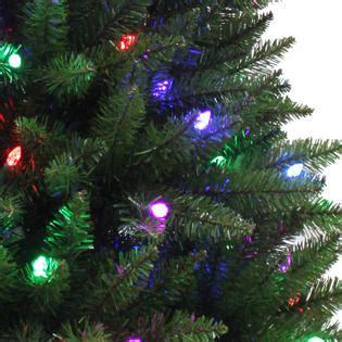 holiday showtime 4 5 laramie pine christmas tree with 200