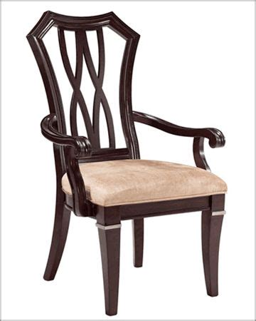 Kitchen Arm Chair Design Ideas Fairmont Designs Wood Back Arm Chair Monacelli Fa C4013 02 Set Of 2 Temporary Board