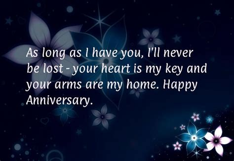 Wedding Anniversary Quotes For Hus by Happy Anniversary For Him Www Pixshark Images