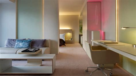 w hotel room layout the w hotel in barcelona by ricardo bofill architecture