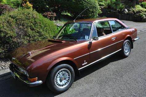 peugeot 504 coupe pininfarina best tailpipe award 1975 peugeot 504 pininfarina coupe