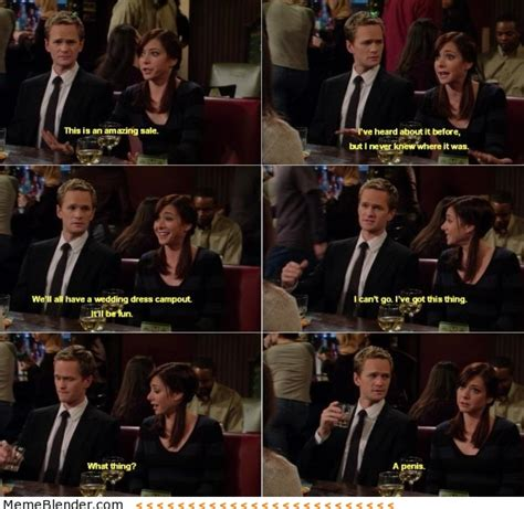 Himym Memes - funny wedding dress