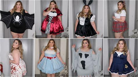 easy  size halloween costumes     haul