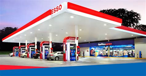Asphalt by Save Money On Fuel Esso Singapore