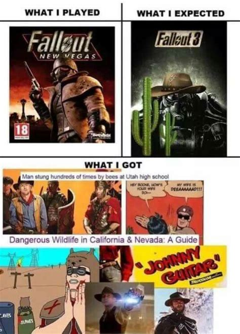 Fallout New Vegas Memes - fallout new vegas meme lmao fallout