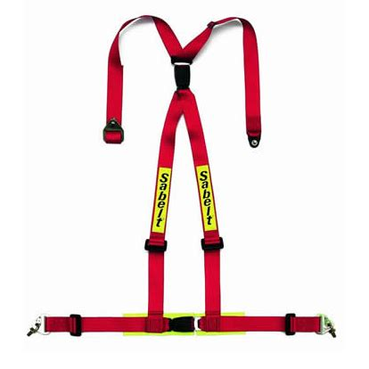 sabelt 4 point release clubman harness gsm sport