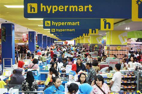 konsep baru hypermart g7 di tangerang hiburan metrotvnews