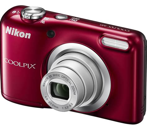 nikon small buy nikon coolpix a10 compact free delivery