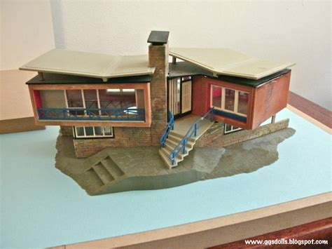 ggsdolls: Ho Scale Train Houses etc .