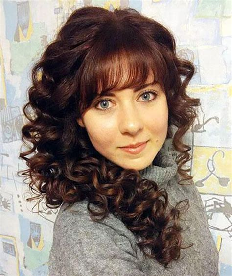 down hairstyles with fringe 1000 ideas about shoulder length haircuts on pinterest