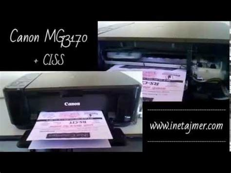 resetter printer canon mg3170 canon pixma mg3170 connect with wifi using the wps func