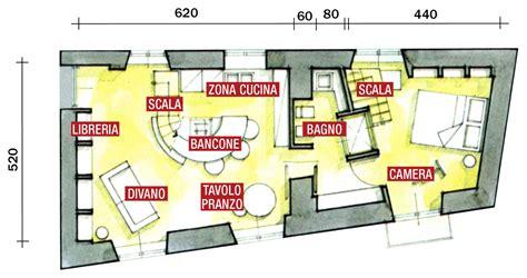 cabina armadio in inglese casa piccola 43 mq soppalco per studio e cabina armadio