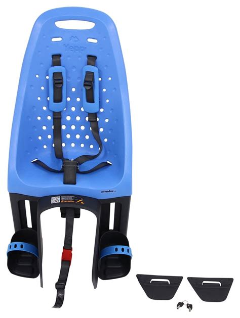 yepp maxi bike seat rack thule yepp maxi easyfit child bike seat rear luggage