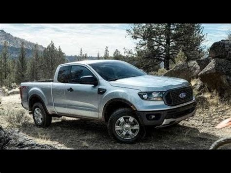 Ford Ranger Xlt 2020 by 2020 Ford Ranger Xlt