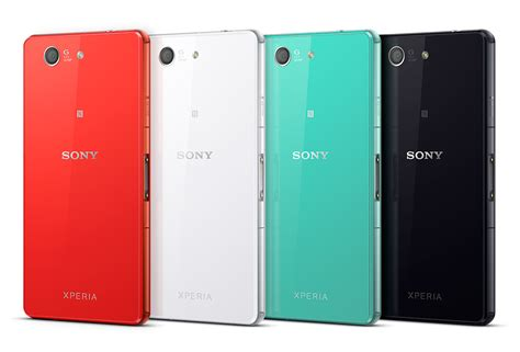 xperia z3 xperia z3 compact waterproof mobile sony mobile global