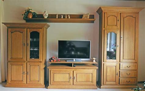 wohnschrank wohnzimmer schrankwand eiche rustikal cheap wohnzimmer schrankwand