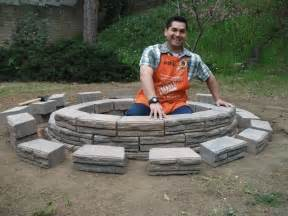 How To Make An Outdoor Firepit Outdoor How To Build A Pit Process How To Build A Pit Pit Ring In Ground