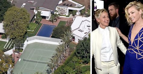 ellen degeneres house living like a star 7 most expensive celebrity homes you d kill to spend a day at