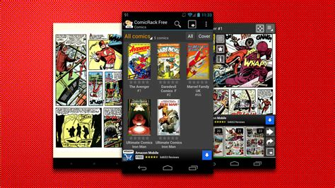 best comic reader android app directory the best comic reader app for android lifehacker australia