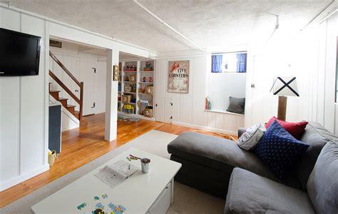 ikea basement ideas basement playroom beach style basement boston by e
