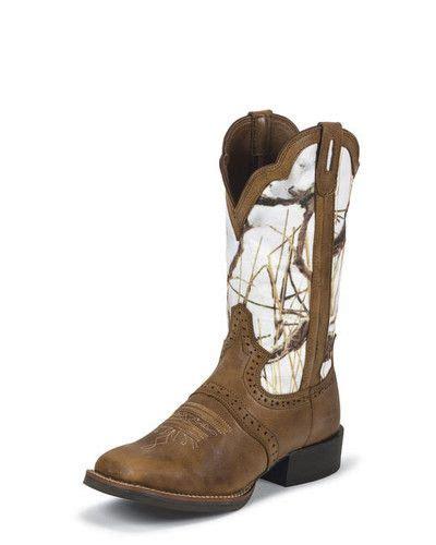 Legging Ulitr Pita details about justin s dakota white camo boot l7203 boutique shop country