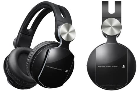 Headset Sony Ps3 sony announces pulse wireless stereo headset elite edition for the ps3 psvita and mobile devices