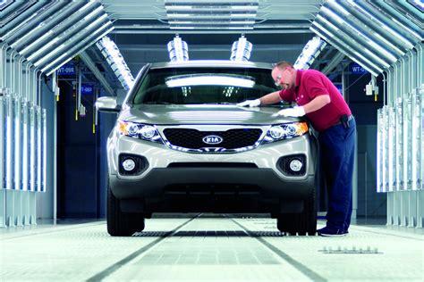 Kia Car Factory Kia Says Maybe To The Idea Of A Uk Car Plant Auto Express
