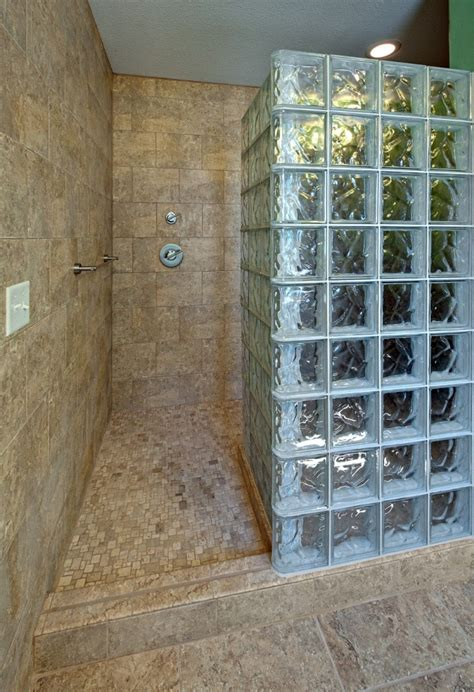 glass block designs for bathrooms glass blocks for your bathroom remodel design build pros