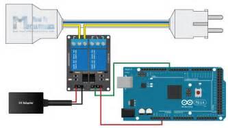 wiring arduino to relay module arduino free printable wiring diagrams