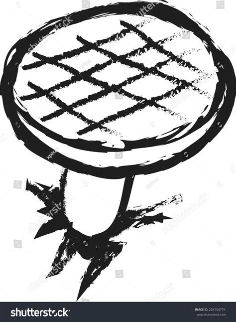 doodle metal doodle metal nail stock vector 228154774