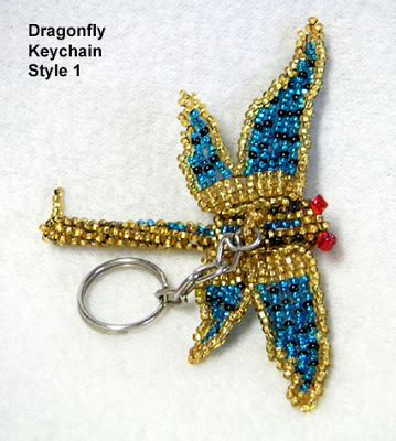 bead pattern for keychain free patterns