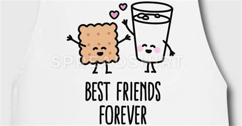 Kaos Best Friend Forever best friends forever sch 252 rze spreadshirt