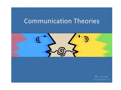 Communication Theories(With Corrections)