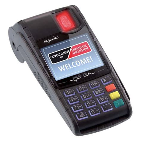 Ingenico launches mobile POS terminal with NFC and fingerprint security ? NFC World