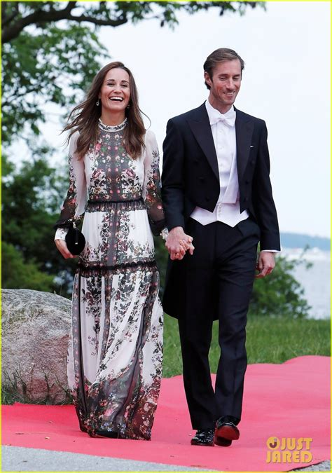 pippa middleton husband pippa middleton new husband james matthews are picture perfect at friend s wedding