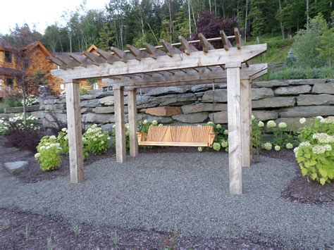 reclaimed wood pergola reclaimed wood pergola with two story exterior