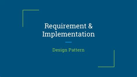 design pattern android pdf architectural design pattern android