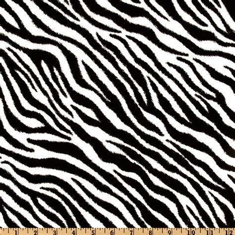 zebra pattern material call of the wild zebra black white discount designer