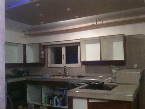 prise dans la cuisine prise pour ilot central cuisine 8 install233 et les