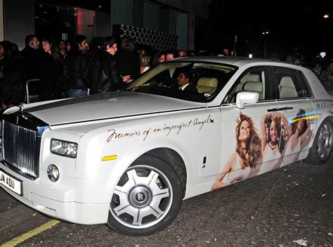 roll royce celebrity mariah carey s rolls royce 400 000 from super expensive