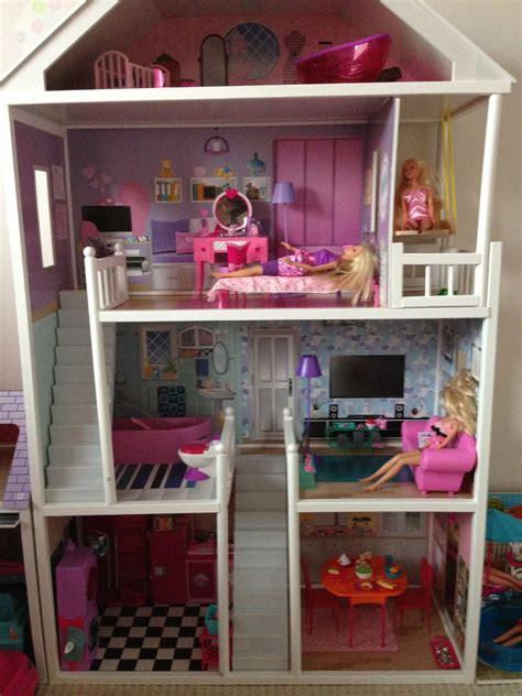 barbie house ideas  kids homemade barbie house barbie doll house barbie house