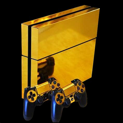 Ps4 Sticker Gold by Online Buy Wholesale Sony Playstation 4 Gold From China